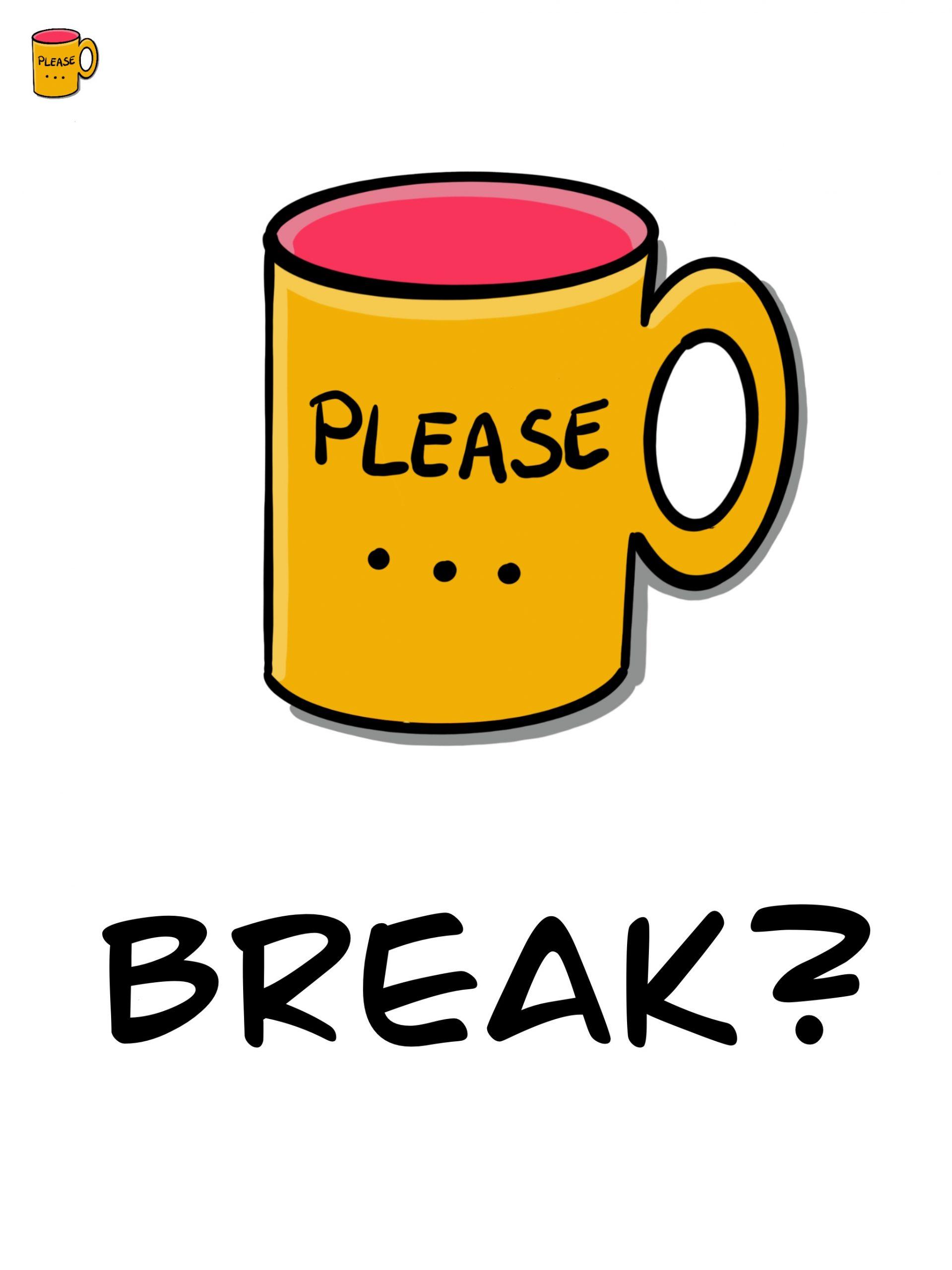 Koffie break